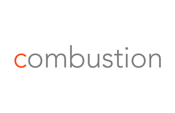 Combustion logo