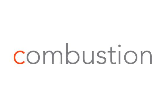 Combustion logo