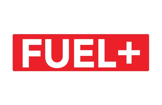 FUEL+ logo