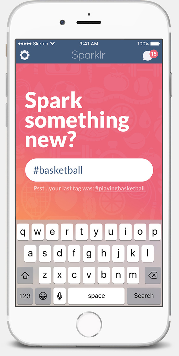 Sparklr device 7