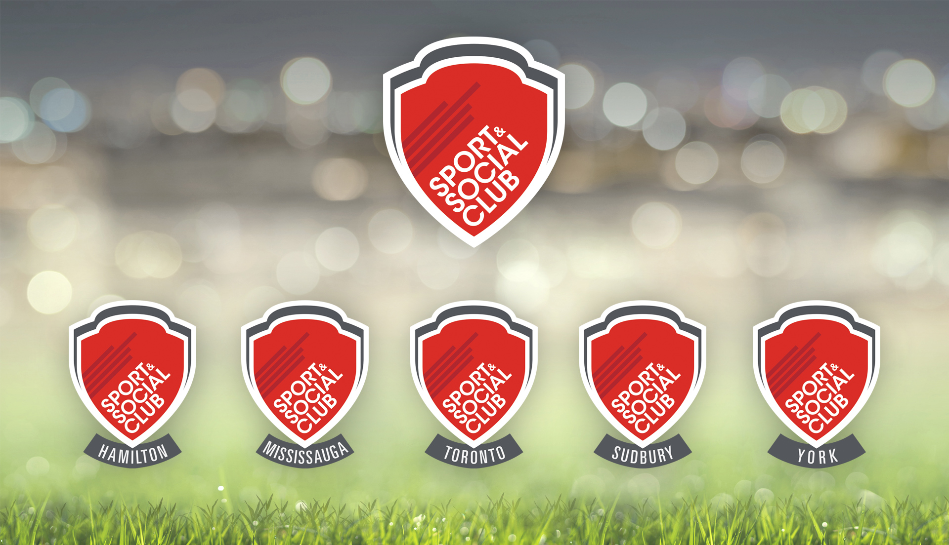 Sports & Social Club logo designs