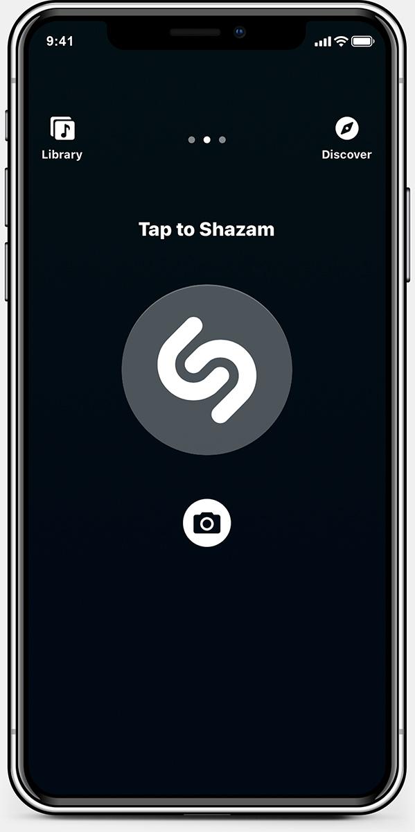 Shazam device