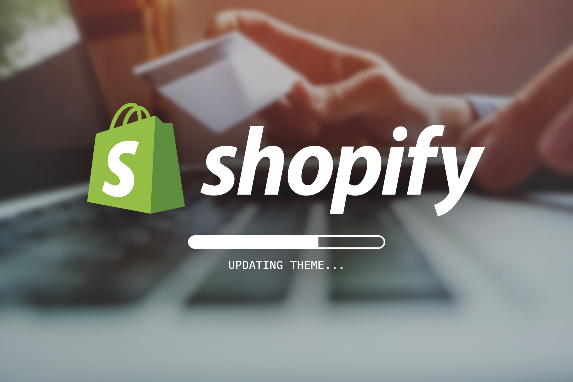 Update your Shopify theme