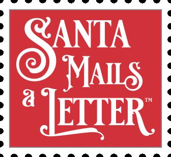 Santa Mails a Letter logo
